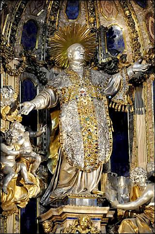 St Ignace a été proclamé le Patron céleste des Exercices spirituels