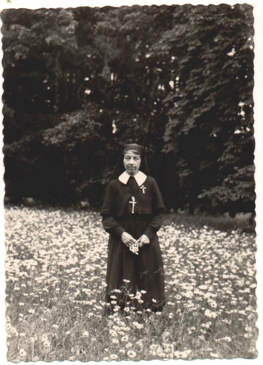 Première religieuse CPCR