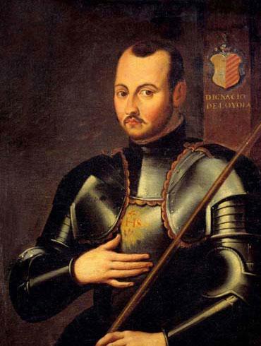 Le fier Capitaine de Loyola
