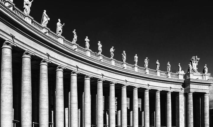 Des Papes et les retraites spirituelles