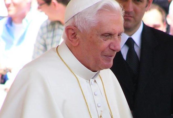 pape Benoit XVI