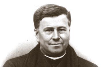 Portrait du Père Vallet, prédacteur de retraite et fondateur des CPCR